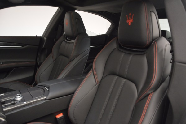 Used 2017 Maserati Ghibli S Q4 for sale $44,900 at Rolls-Royce Motor Cars Greenwich in Greenwich CT 06830 14