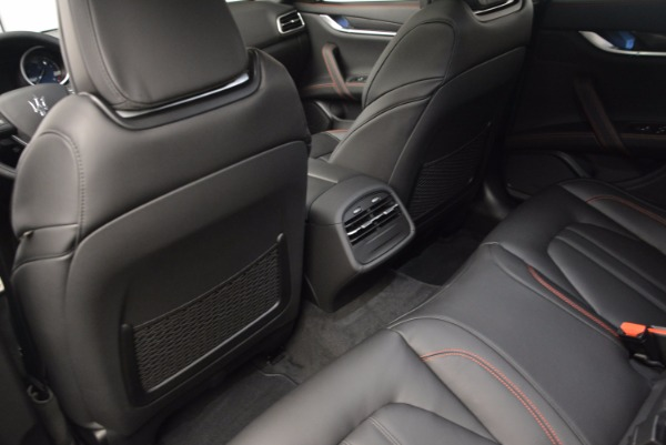 Used 2017 Maserati Ghibli S Q4 for sale $44,900 at Rolls-Royce Motor Cars Greenwich in Greenwich CT 06830 15