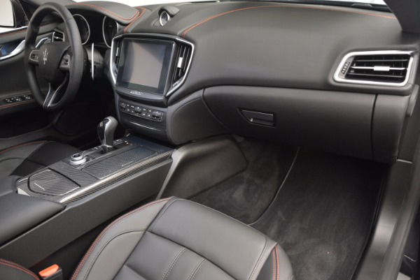 Used 2017 Maserati Ghibli S Q4 for sale $44,900 at Rolls-Royce Motor Cars Greenwich in Greenwich CT 06830 19