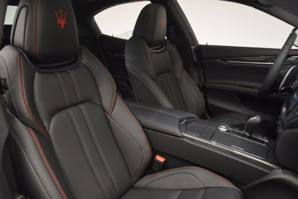 Used 2017 Maserati Ghibli S Q4 for sale $44,900 at Rolls-Royce Motor Cars Greenwich in Greenwich CT 06830 21