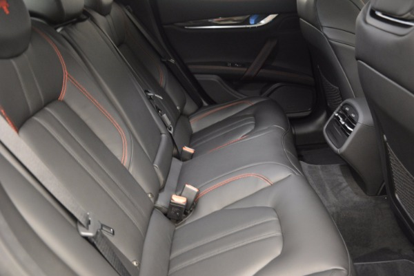 Used 2017 Maserati Ghibli S Q4 for sale $44,900 at Rolls-Royce Motor Cars Greenwich in Greenwich CT 06830 23