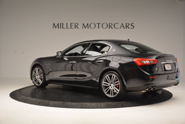 Used 2017 Maserati Ghibli S Q4 for sale $44,900 at Rolls-Royce Motor Cars Greenwich in Greenwich CT 06830 3