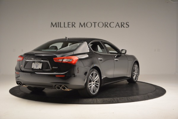 Used 2017 Maserati Ghibli S Q4 for sale $44,900 at Rolls-Royce Motor Cars Greenwich in Greenwich CT 06830 6
