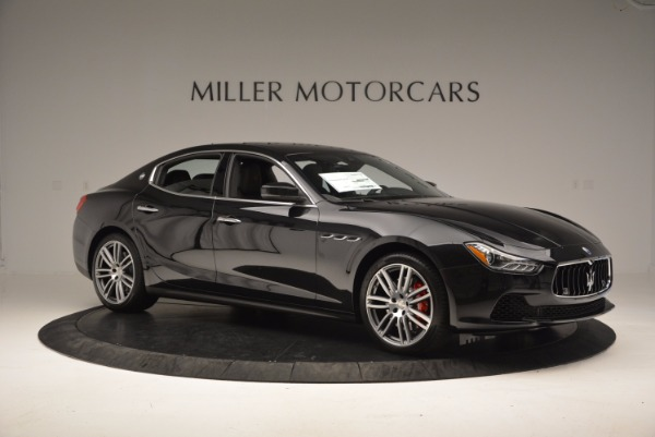 Used 2017 Maserati Ghibli S Q4 for sale $44,900 at Rolls-Royce Motor Cars Greenwich in Greenwich CT 06830 9