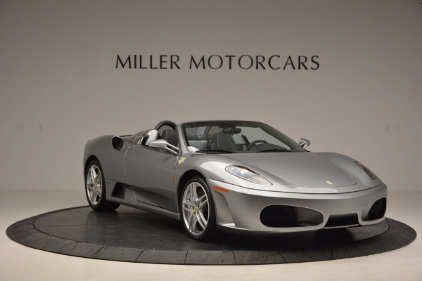 Used 2007 Ferrari F430 Spider for sale $121,900 at Rolls-Royce Motor Cars Greenwich in Greenwich CT 06830 11