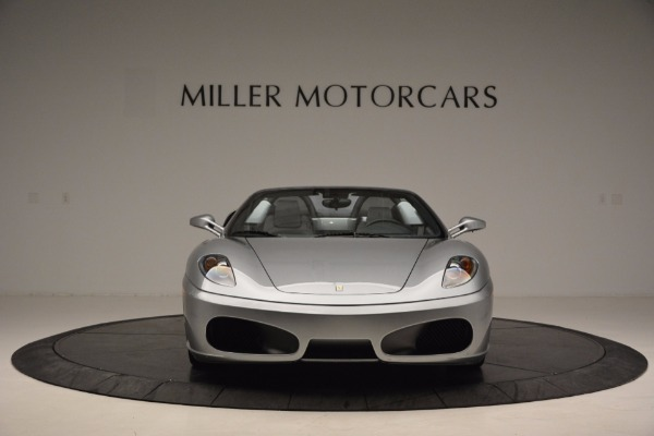 Used 2007 Ferrari F430 Spider for sale $121,900 at Rolls-Royce Motor Cars Greenwich in Greenwich CT 06830 12