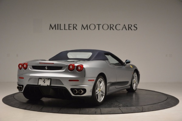 Used 2007 Ferrari F430 Spider for sale $121,900 at Rolls-Royce Motor Cars Greenwich in Greenwich CT 06830 19