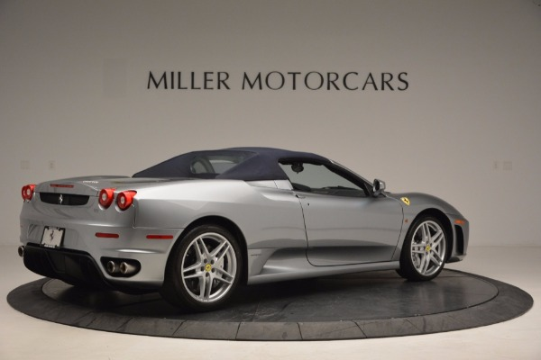 Used 2007 Ferrari F430 Spider for sale $121,900 at Rolls-Royce Motor Cars Greenwich in Greenwich CT 06830 20