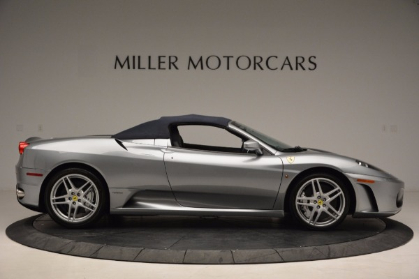 Used 2007 Ferrari F430 Spider for sale $121,900 at Rolls-Royce Motor Cars Greenwich in Greenwich CT 06830 21