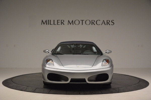 Used 2007 Ferrari F430 Spider for sale $121,900 at Rolls-Royce Motor Cars Greenwich in Greenwich CT 06830 24