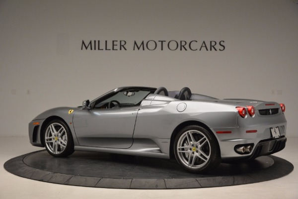 Used 2007 Ferrari F430 Spider for sale $121,900 at Rolls-Royce Motor Cars Greenwich in Greenwich CT 06830 4