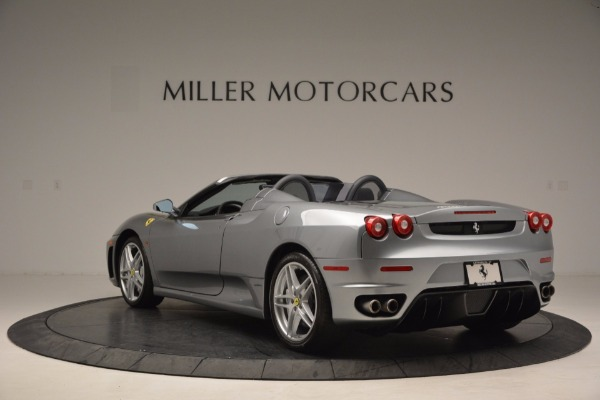 Used 2007 Ferrari F430 Spider for sale $121,900 at Rolls-Royce Motor Cars Greenwich in Greenwich CT 06830 5