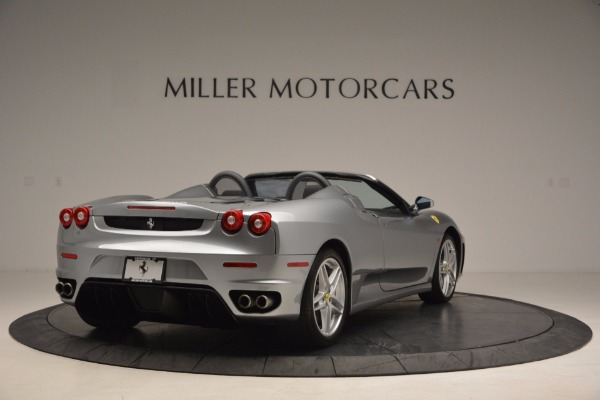 Used 2007 Ferrari F430 Spider for sale $121,900 at Rolls-Royce Motor Cars Greenwich in Greenwich CT 06830 7