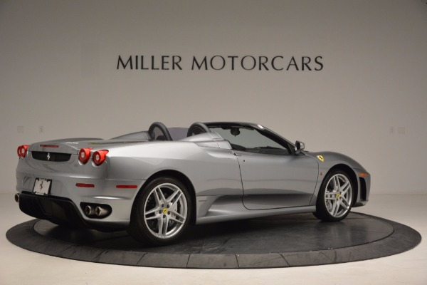Used 2007 Ferrari F430 Spider for sale $121,900 at Rolls-Royce Motor Cars Greenwich in Greenwich CT 06830 8