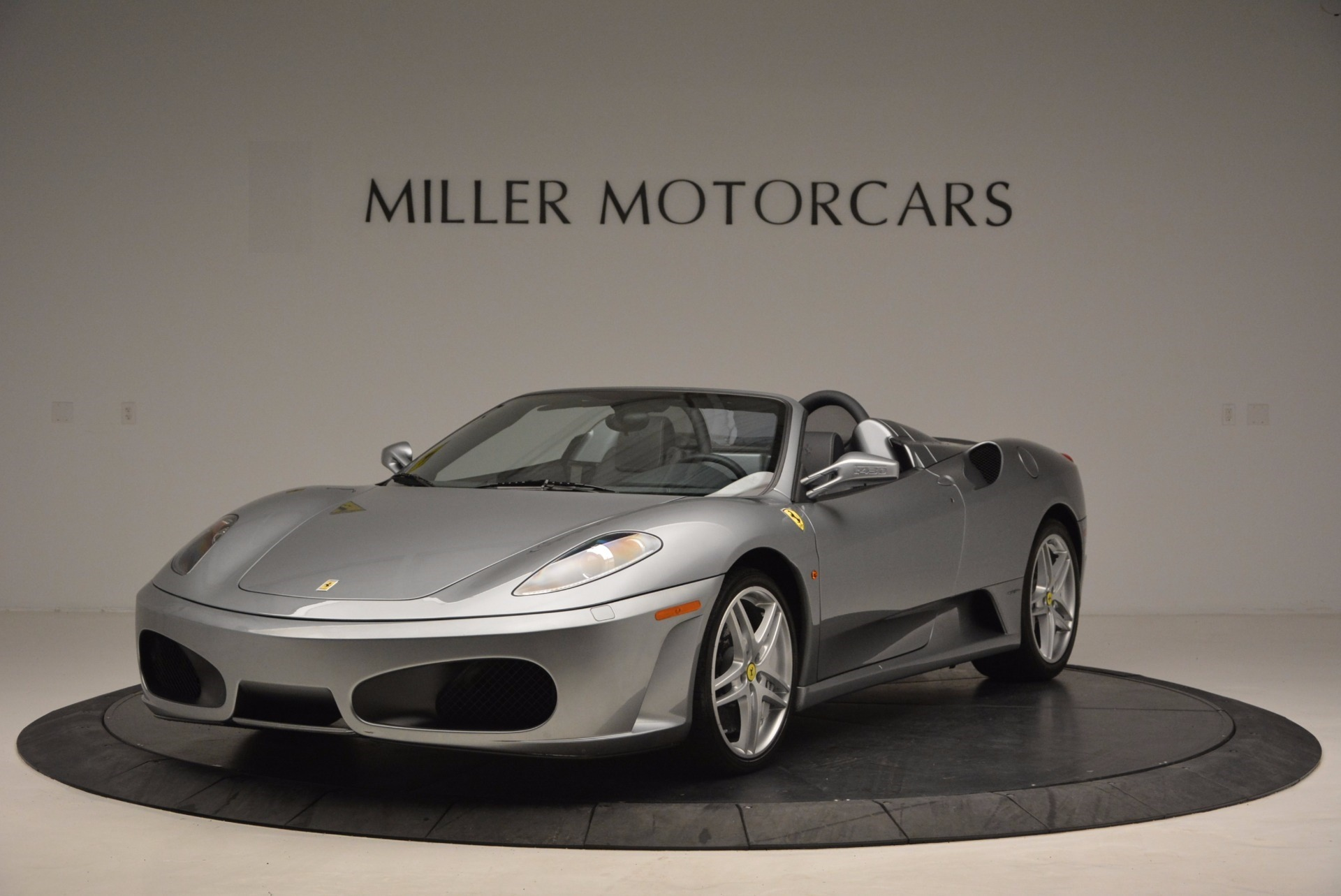 Used 2007 Ferrari F430 Spider for sale $121,900 at Rolls-Royce Motor Cars Greenwich in Greenwich CT 06830 1