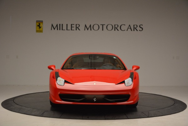 Used 2011 Ferrari 458 Italia for sale Sold at Rolls-Royce Motor Cars Greenwich in Greenwich CT 06830 12