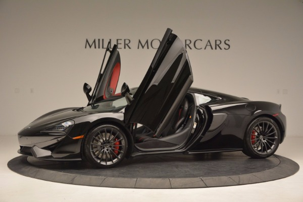 Used 2017 McLaren 570GT for sale Sold at Rolls-Royce Motor Cars Greenwich in Greenwich CT 06830 14