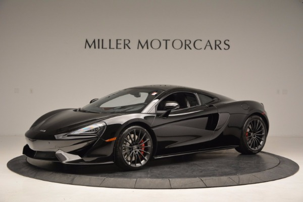 Used 2017 McLaren 570GT for sale Sold at Rolls-Royce Motor Cars Greenwich in Greenwich CT 06830 2