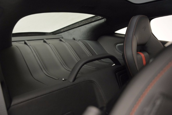 Used 2017 McLaren 570GT for sale Sold at Rolls-Royce Motor Cars Greenwich in Greenwich CT 06830 22