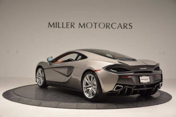 Used 2017 McLaren 570GT for sale Sold at Rolls-Royce Motor Cars Greenwich in Greenwich CT 06830 5