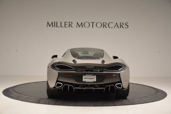 Used 2017 McLaren 570GT for sale Sold at Rolls-Royce Motor Cars Greenwich in Greenwich CT 06830 6