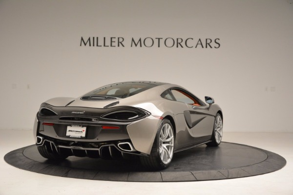 Used 2017 McLaren 570GT for sale Sold at Rolls-Royce Motor Cars Greenwich in Greenwich CT 06830 7