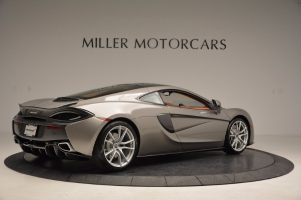 Used 2017 McLaren 570GT for sale Sold at Rolls-Royce Motor Cars Greenwich in Greenwich CT 06830 8