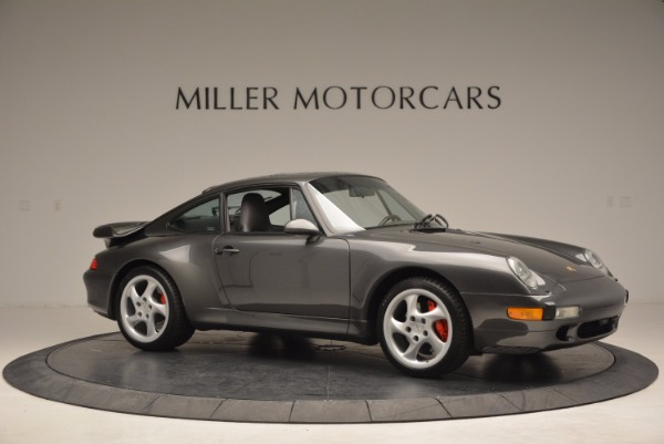 Used 1996 Porsche 911 Turbo for sale Sold at Rolls-Royce Motor Cars Greenwich in Greenwich CT 06830 10