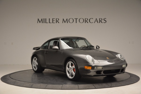 Used 1996 Porsche 911 Turbo for sale Sold at Rolls-Royce Motor Cars Greenwich in Greenwich CT 06830 11