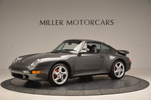 Used 1996 Porsche 911 Turbo for sale Sold at Rolls-Royce Motor Cars Greenwich in Greenwich CT 06830 2