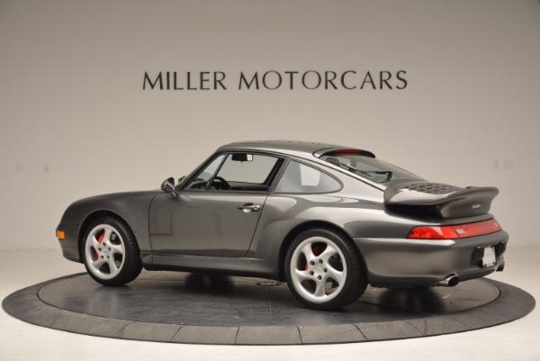 Used 1996 Porsche 911 Turbo for sale Sold at Rolls-Royce Motor Cars Greenwich in Greenwich CT 06830 4
