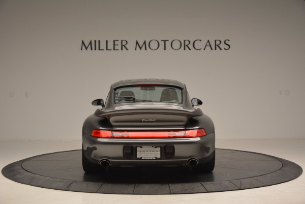 Used 1996 Porsche 911 Turbo for sale Sold at Rolls-Royce Motor Cars Greenwich in Greenwich CT 06830 6