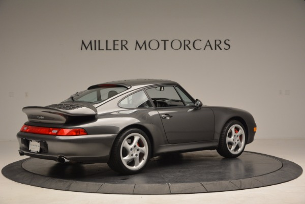 Used 1996 Porsche 911 Turbo for sale Sold at Rolls-Royce Motor Cars Greenwich in Greenwich CT 06830 8