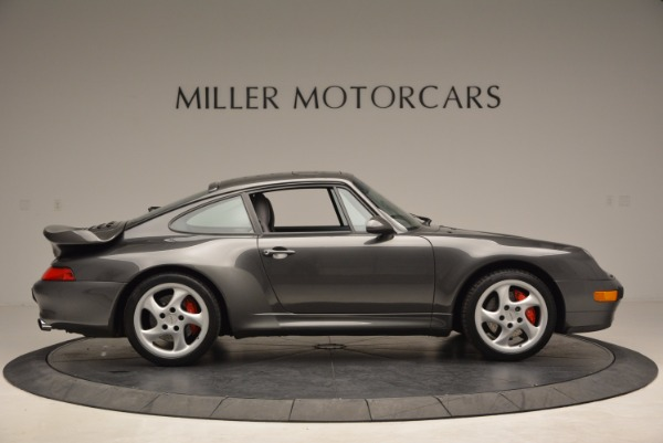 Used 1996 Porsche 911 Turbo for sale Sold at Rolls-Royce Motor Cars Greenwich in Greenwich CT 06830 9