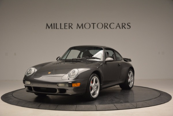 Used 1996 Porsche 911 Turbo for sale Sold at Rolls-Royce Motor Cars Greenwich in Greenwich CT 06830 1