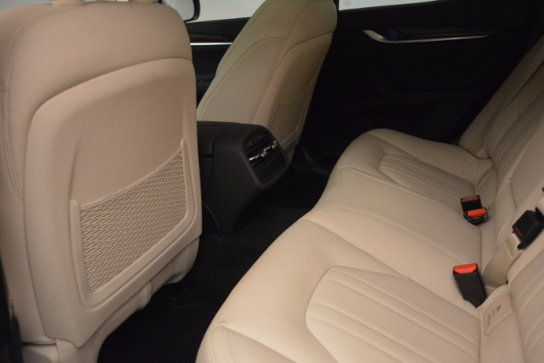 Used 2015 Maserati Ghibli S Q4 for sale Sold at Rolls-Royce Motor Cars Greenwich in Greenwich CT 06830 16