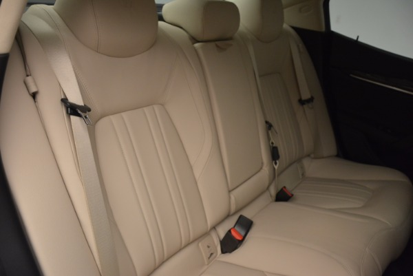 Used 2015 Maserati Ghibli S Q4 for sale Sold at Rolls-Royce Motor Cars Greenwich in Greenwich CT 06830 24