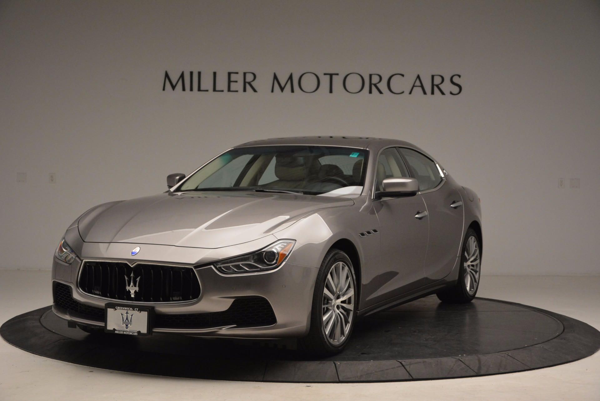 Used 2015 Maserati Ghibli S Q4 for sale Sold at Rolls-Royce Motor Cars Greenwich in Greenwich CT 06830 1
