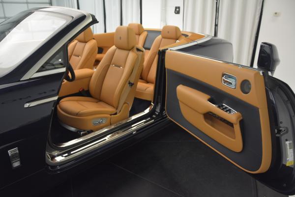 New 2016 Rolls-Royce Dawn for sale Sold at Rolls-Royce Motor Cars Greenwich in Greenwich CT 06830 22