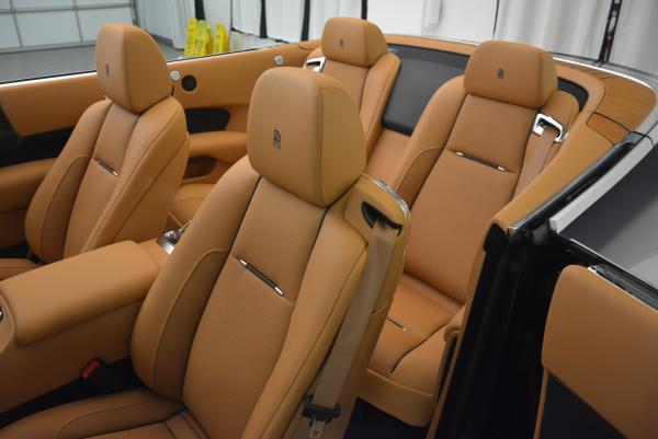 New 2016 Rolls-Royce Dawn for sale Sold at Rolls-Royce Motor Cars Greenwich in Greenwich CT 06830 23