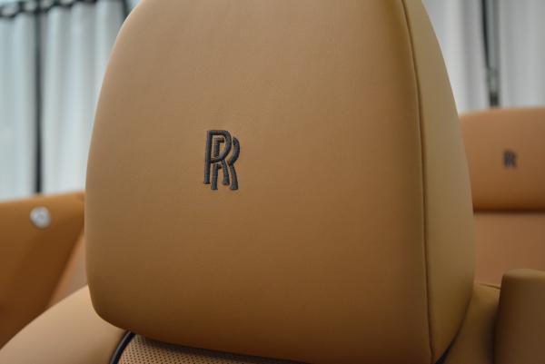 New 2016 Rolls-Royce Dawn for sale Sold at Rolls-Royce Motor Cars Greenwich in Greenwich CT 06830 26