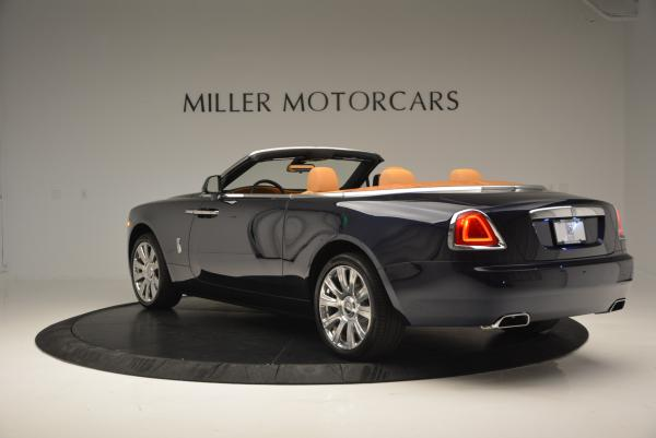 New 2016 Rolls-Royce Dawn for sale Sold at Rolls-Royce Motor Cars Greenwich in Greenwich CT 06830 5
