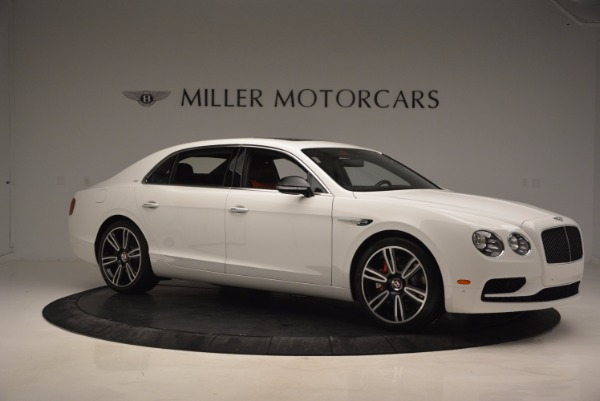 New 2017 Bentley Flying Spur V8 S for sale Sold at Rolls-Royce Motor Cars Greenwich in Greenwich CT 06830 10