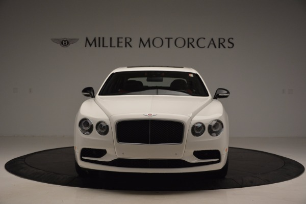New 2017 Bentley Flying Spur V8 S for sale Sold at Rolls-Royce Motor Cars Greenwich in Greenwich CT 06830 12