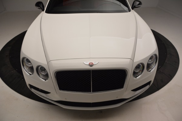New 2017 Bentley Flying Spur V8 S for sale Sold at Rolls-Royce Motor Cars Greenwich in Greenwich CT 06830 13