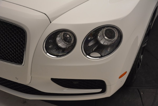New 2017 Bentley Flying Spur V8 S for sale Sold at Rolls-Royce Motor Cars Greenwich in Greenwich CT 06830 15