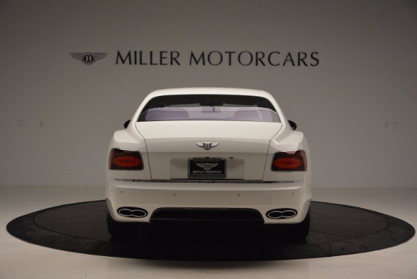 New 2017 Bentley Flying Spur V8 S for sale Sold at Rolls-Royce Motor Cars Greenwich in Greenwich CT 06830 5
