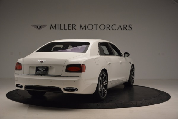 New 2017 Bentley Flying Spur V8 S for sale Sold at Rolls-Royce Motor Cars Greenwich in Greenwich CT 06830 6