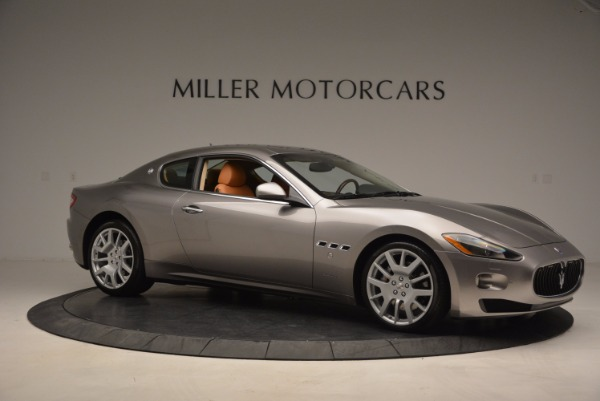 Used 2009 Maserati GranTurismo S for sale Sold at Rolls-Royce Motor Cars Greenwich in Greenwich CT 06830 10