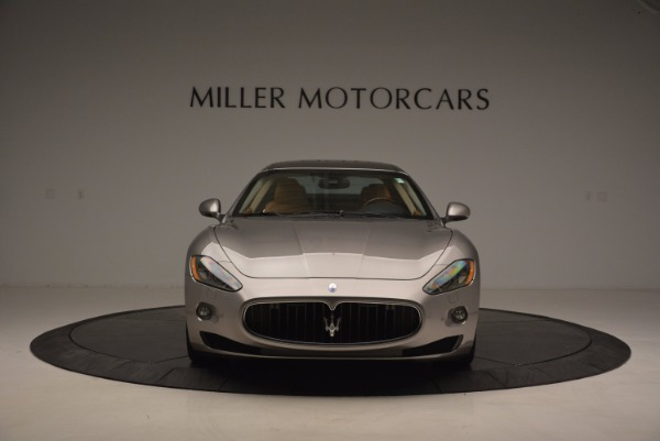 Used 2009 Maserati GranTurismo S for sale Sold at Rolls-Royce Motor Cars Greenwich in Greenwich CT 06830 12